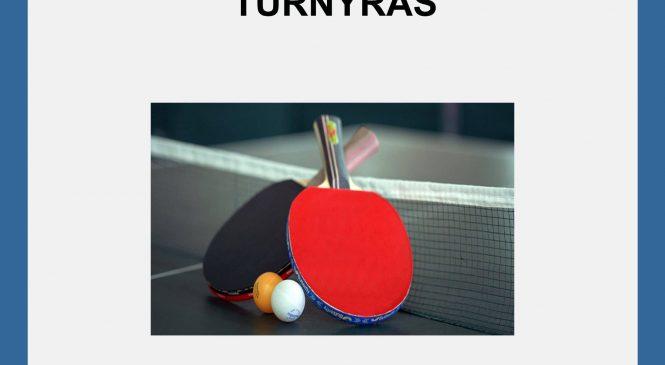 Kviečiame dalyvauti Šeškinės šeimų stalo teniso turnyre