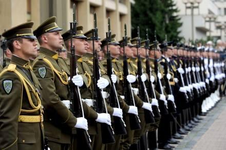 Šeškinėje bus minima Lietuvos kariuomenės diena! Ateik ir tu!