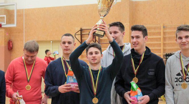 Paaiškėjo Šeškinės taurės 2017 nugalėtojai