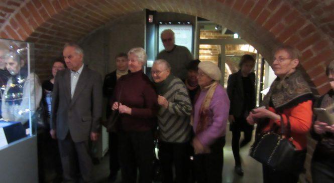 Šeškinės bendruomenė organizavimo ekskursiją į Valdovų rūmus