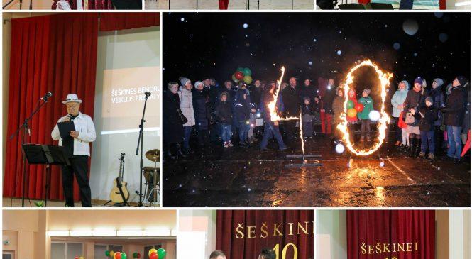 Įvyko didžiausias šių metų renginys – Šeškinės 40 metų jubiliejaus šventė