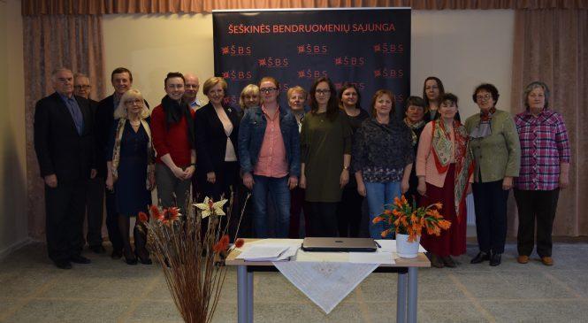 Įvyko III Visuotinis ataskaitinis narių susirinkimas