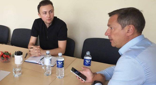 Įvyko susitikimas su Vilniaus savivaldybės tarybos nariu Artūru Zuoku