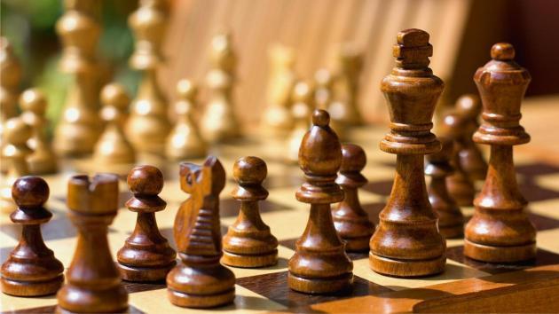 Šachmatų turnyras Vilniaus Žemynos gimnazijoje