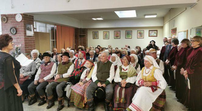 Šeškinės bendruomenių sąjungos ansambliai toliau tęsia koncertinį turą