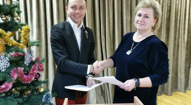 Pasirašyta bendradarbiavimo sutartis su Šeškinės pradine mokykla
