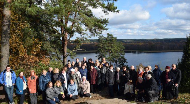Šeškinės bendruomenė dalyvavo susitikimuose su Aukštaitijos krašto bendruomenėmis