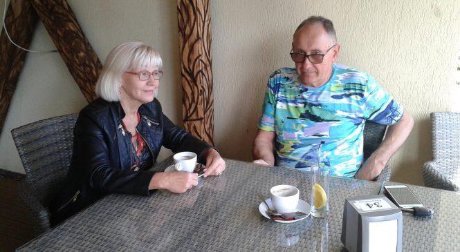 Šeškinės bendruomenė susitiko susitiko su Palangos krašto bendruomenėmis